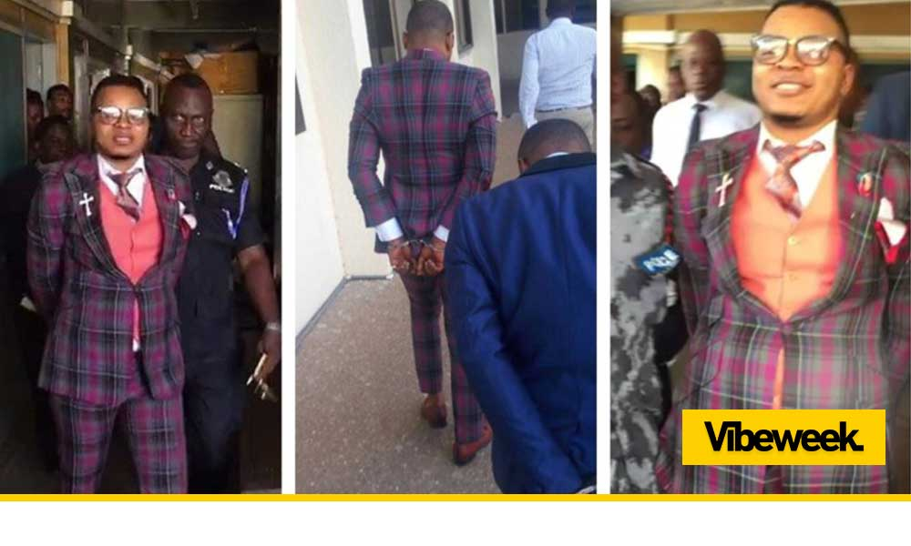 Bishop Obinim arrested, Slapped with more than 2 charges